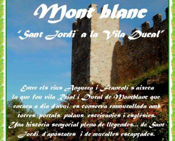 Montblanc visita guiada