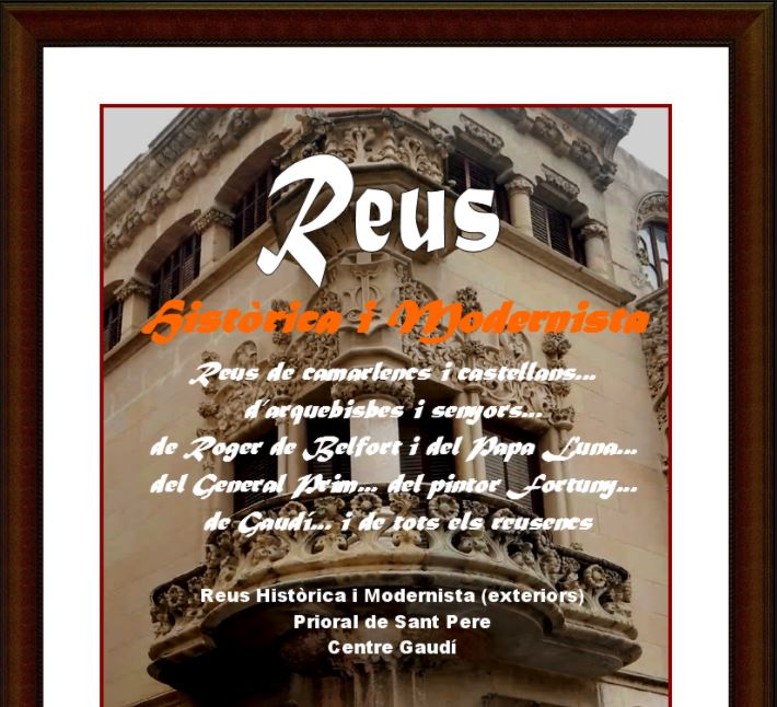 Reus modernista tour