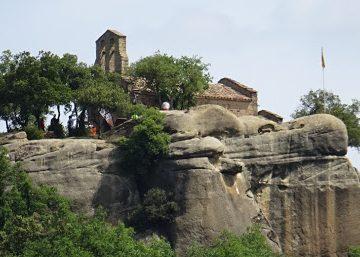 Ruta de muntanya a Savassona