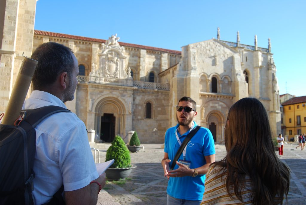 Visita guiada Basílica San Isidoro