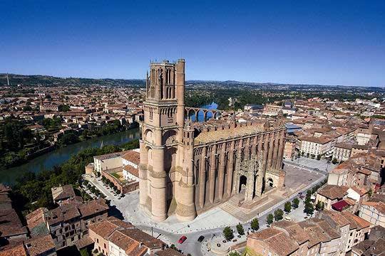 Cathedrale Saint Cecile