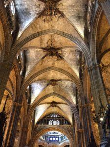 Catedral de Barcelona nau central