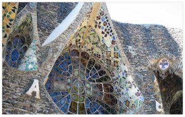 Güell Gaudí guided tour