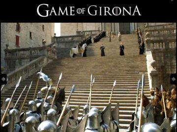 Game of Girona guided tour