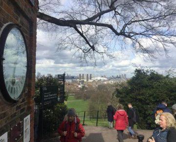 Greenwich guided tour by Jordi Briz