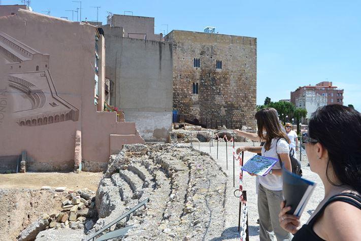 Guided tour - Tarragona - Mari Carmen Granados