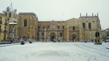 Real Colegiata de San Isidoro de León, España