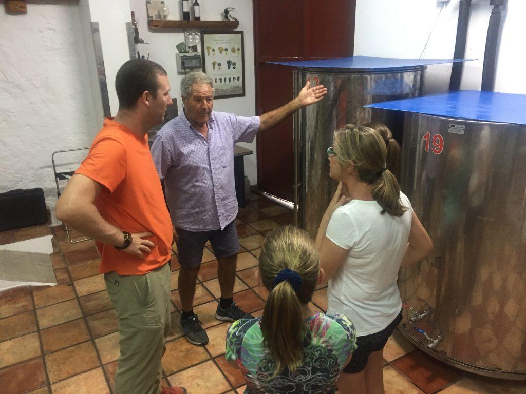 Bodega Guinguan visitada por la Yourlocalguides Experience