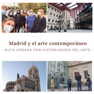 Madrid y el arte contemporáneo