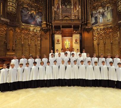 Escolanets Montserrat