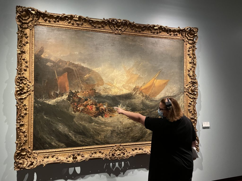 Visita guiada al museo Calouste Gulbenkian