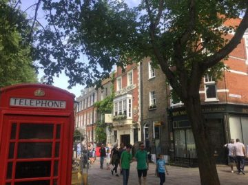 Richmond guided tour by Jordi Briz