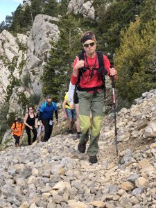 Ascensió al Pedraforca amb Sílvia Rovira