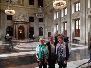 Visita al Palau Reial a Amsterdam