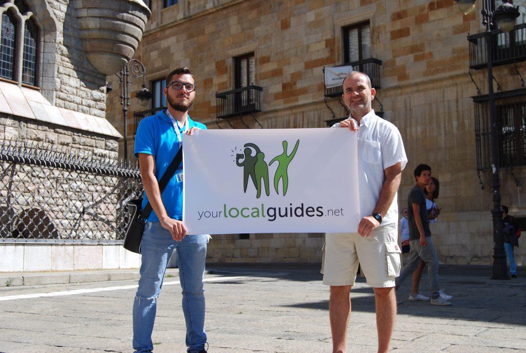 Raúl Lavela y Aleix Torné - Yourlocalguides Experience