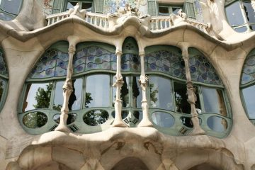 gincana modernista Barcelona