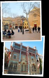 Vila de Gràcia - Barcelona